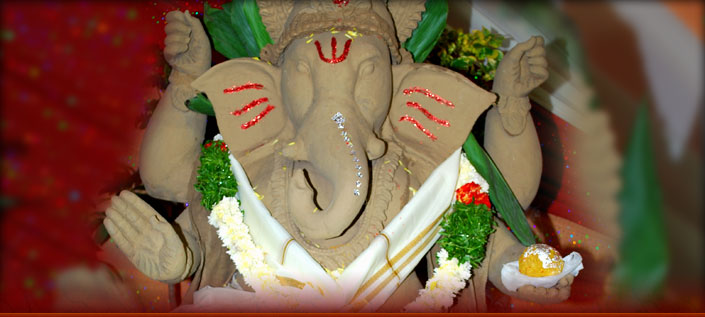 Devinagar Eco Friendly Ganesh for the year 2010
