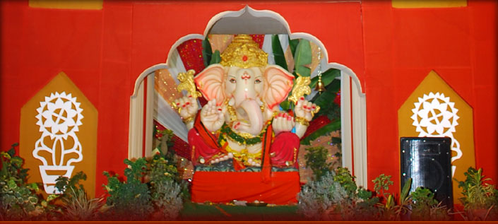 Devinagar Ganesh for the year 2010